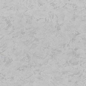 Vliesové tapety, omietkovina sivá, 1324850, P+S International, rozmer 10,05 m x 0,53 m