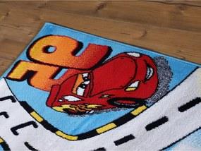 Detský kusový koberec Cestičky modrý 2, Velikosti 200x300cm