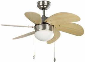 Stropný ventilátor so svietidlom FARO 33183 PALAO