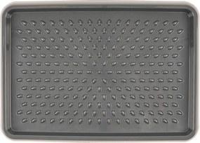Orion Odkvapkávač na topánky čierna, 54 x 38 cm, 54 x 38 cm
