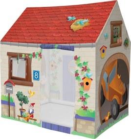 House of Kids Domček (stan) na hranie - farebný