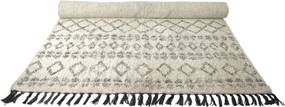 Bavlnený koberec Wavre 120 x 180 cm