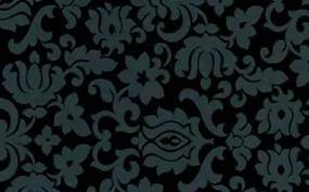 Samolepiace fólie Classic ornament čierny, metráž, šírka 45cm, návin 15m, GEKKOFIX 10109, samolepiace tapety