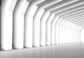 Fototapeta GLIX - 3D Room Illusion 3 + lepidlo ZADARMO Papírová tapeta  - 254x184 cm