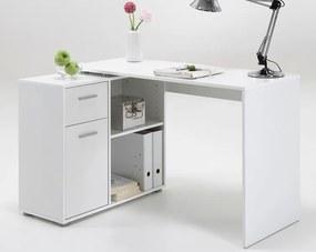 Písací stôl s regálom ALBRECHT