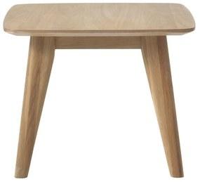 Dizajnový odkladací stolík Rory 60 x 60 cm