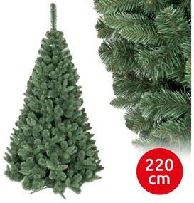 ANMA Vianočný stromček SMOOTH 220 cm borovica AM0034