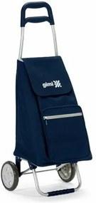 Nákupná taška na kolieskach Argo modrá 45 l, Gimi