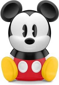 Philips 71701/55/16 Disney Mickey Mouse prenosná LED lampa, 2W, červená