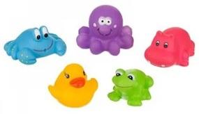 AKUKU Nezaradené Hračka do kúpeľa Akuku zvieratka malé Multicolor |
