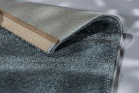 Schöner Wohnen-Kollektion - Golze koberce Kusový koberec Pure 190024 Turquoise - 67x130 cm