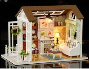 DIY Model - Malý domček pre babiky