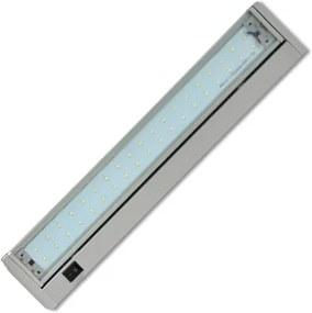 LED kuchynské svietidlo Ecolite TL2016-28SMD/5,5W strieborná