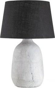 Rábalux Judith 4389 Nočná stolová lampa sivý betón E27 MAX 40W IP20