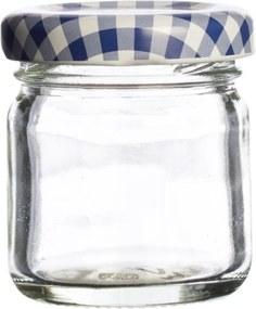Kilner Guľatý pohár na zaváranie so skrutkovaním, 43 ml