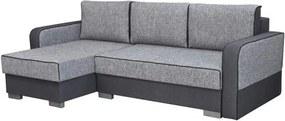 FABIAN Rohová sedačka, 230x145cm