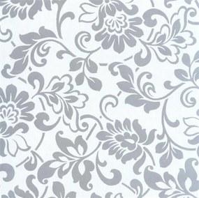 Samolepiace fólie barokové kvety, metráž, šírka 67,5cm, návin 15m, GEKKOFIX 11021, samolepiace tapety