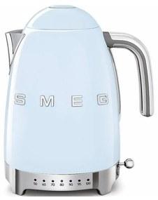 SMEG 50's Retro Style rychlovarná kanvica s LED indikátorom 1,7l pastelová modrá KLF04PBEU, pastelová modrá