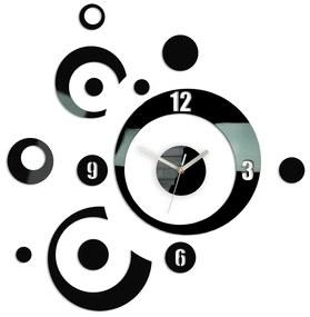 Moderné nástenné hodiny PLANET  NH005