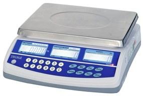 T-Scale Ciachuschopná počitacia váha QHD se 2 displeji 15 kg/5 g
