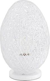 Eglo Eglo 93376 - Stolná lampa CAMPILO 1xE27/60W/230V EG93376