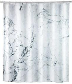 Sprchový záves Wenko Onyx, 180 × 200 cm