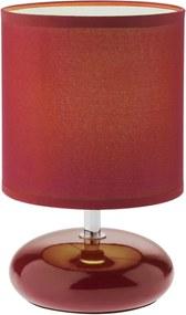 Stolové svietidlo REDO FIVE červená E14  01-855