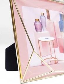 KARE DESIGN Sada 3 ks − Rámček Art Pastel Pink 10 × 15 cm