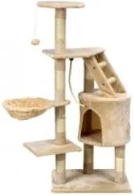 Škrabadlo pre mačky 5 úrovní