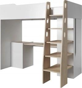 LM Poschodová posteľ BUBI 200x90 - výpredaj