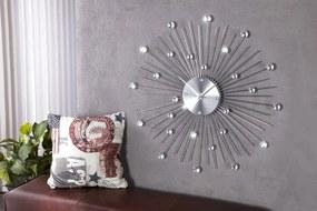 Nástenné hodiny Sunbrust Kristall