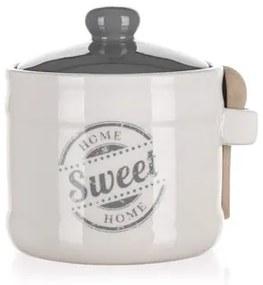 Banquet Dóza s lyžičkou Sweet home 400 ml