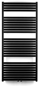 Radiátor kombinovaný Thermal Trend KH 133x60 cm čierna KH6001320SBL