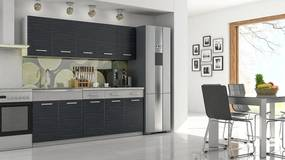 Kuchyne MORENO grafit 6