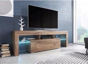 CAMA MEBLE TV stolík TORO 138 Farba: dub wotan