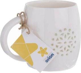 Orion Porcelánový hrnček Light, kvetinka, 500 ml