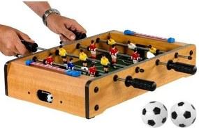 Mini stolný futbal KICKER drevo