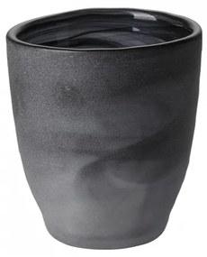 S-art - Pohár čierny 300 ml - Elements Glass (321913)