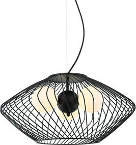 Závesná lampa ZENO MDM-3845-3 BK