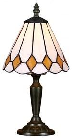 Prezent Prezent 90 - Stolná lampa TIFFANY 1xE14/40W 90