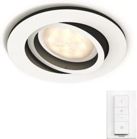 LED podhľadové bodové svietidlo Hue Milliskin 50411/31 / P7
