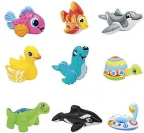 Nafukovacie hračky do vody Intex