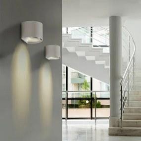 AZzardo Leticia 2 White LED AZ2190