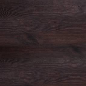 Maxi Drew Posteľ Naomi zvýšená 160 x 200 cm, orech Rošt: s latkovým roštom, Matrac: s matracom Economy 10 cm