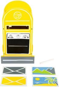 Detská drevená poštová schránka Legler Mailbox