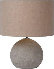 Lucide Lucide 71540/81/41 BOYD Table Lamp E27 H35 D28cm Tapue