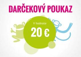 2449c1415 FEEDO Darčekový poukaz v hodnote 20 €