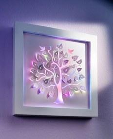 Weltbild LED obraz Strom života