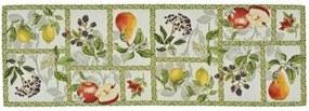 SANDER Gobelínové prestieranie 32x48 cm Botanica