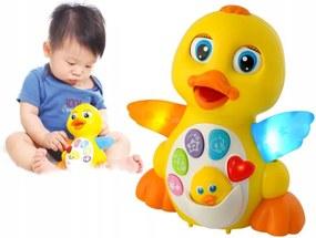 Huile Toys 6287 Interaktívny kačička s mávajícími krídelkami